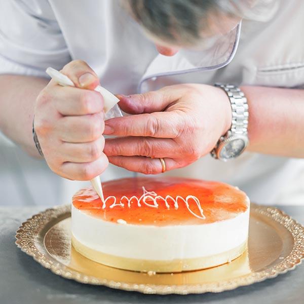 Creazione torte cheese cake personalizzati