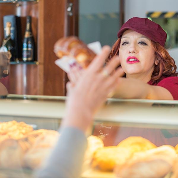 Serviamo fragranti croissant